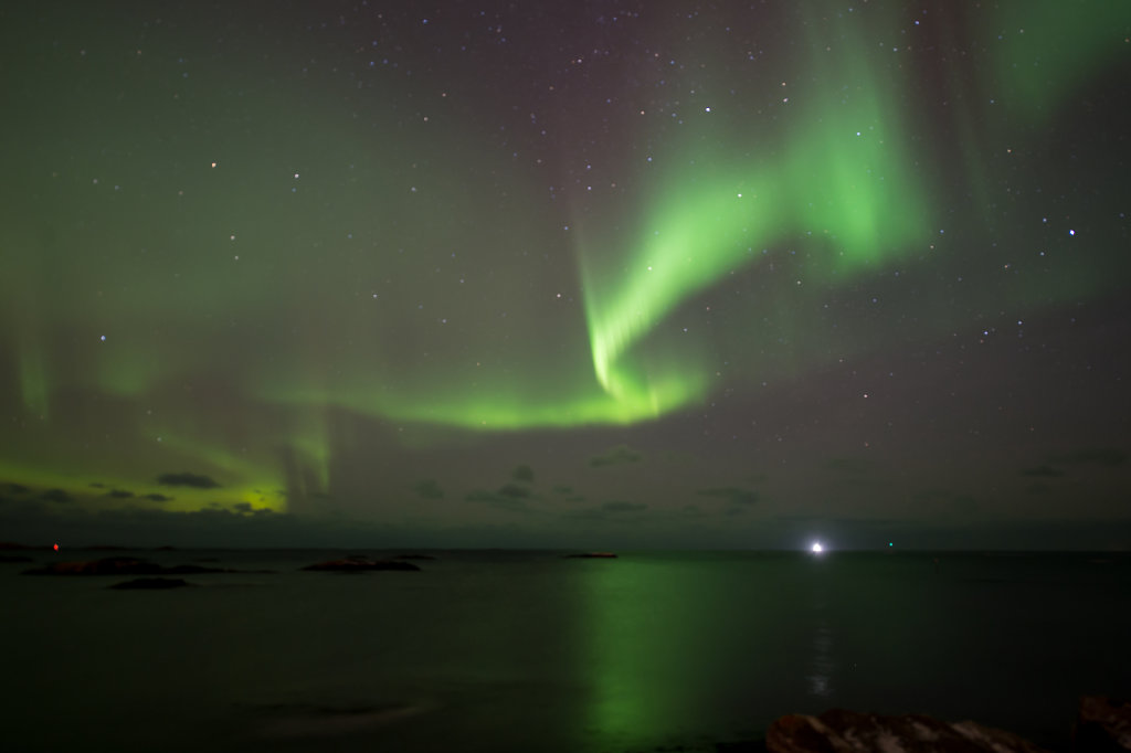 Aurora Borea - Andenes Norway